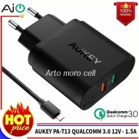 LIMITED Charger Aukey PA-T13 Qualcomm Quick Charge 3.0 Fast Charging