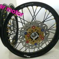 Velg Sepakat TDR Ring 14 Motor Mio - Beat - Vario - Scopy - Fino - D