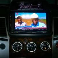 Digital TV Tuner (TV satelit) utk mobil Bonus antena 30dbi ( bebas