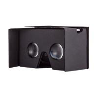 Google Cardboard VR Premium Black Kacamata 3D