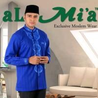 Baju Koko al-mia MT warna (kualitas di atas al-mia Premium)
