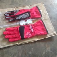 sarung tangan balap mobil