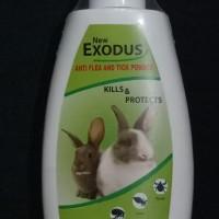 Exodus Bedak Kelinci Anti Kutu dan Caplak