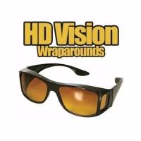 Kacamata Anti Silau HD vision ASK vision-KUNING