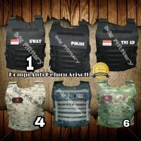 Rompi / Rajut / Rompi Army / Rompi Anti Peluru / Sweater Rajut / Parka