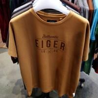 Kaos Eiger Roptera X T-Shirt Brz 91000 4574 Original Keren Cowok Cewek