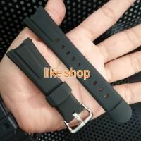 Casio edifice 305 Ef-305 rubber Tali strap jam tangan
