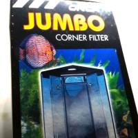 Filter Corner Jumbo Orca Filter Sudut Aquarium
