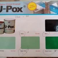 CAT LANTAI EPOXY U-POX DANAPAINT SET