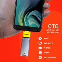 VYATTA OTG Connector Micro 2.0 - FAST DATA TRANSFER - GARANSI 12 BULAN