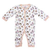 Baby Millioner Baju tidur/Sleepsuit DL-06 - 0-3 Bulan