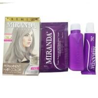 MC-16 Miranda Pewarna Rambut Hair Color Ash Blonde Ash Grey