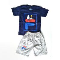 Snoopy FILA XL - Setelan set baju kaos dan celana anak