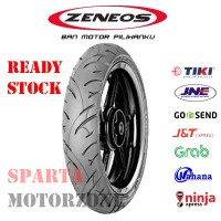 Ban Motor Tubeless ZENEOS ZN91 90/80-18