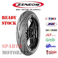 Ban Motor Tubeless ZENEOS ZN62 90/80-17