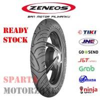 Ban Motor Tubeless ZENEOS ZN88 100/80-14