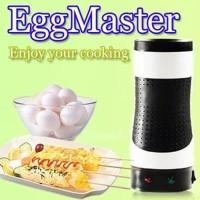 Egg Master Alat Mesin Pembuat Sosis Telur Dadar Gulung Otomatis