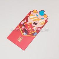 Angpao Babi banner imlek chinese new year shio hok