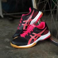 sepatu lari badminton running ASICS GEL ROCKET 8 original asli murah