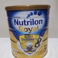 Nutrilon Royal 3 Acti Duobio Susu Vanilla / Vanila 800 gr / 800gr