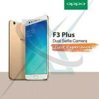 Termurah Oppo F3 Plus Black Edition - Hitam