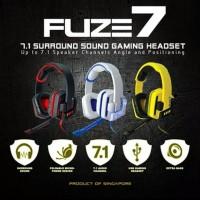 Headset Gaming Armageddon Fuze 7