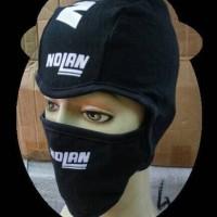 MASKER helm / balaclava helm / topi helm agv nolan fox