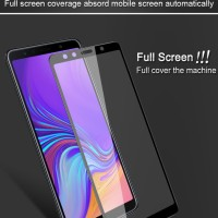 IMAK Tempered Glass Full Cover Pro Plus - Samsung Galaxy A7 2018