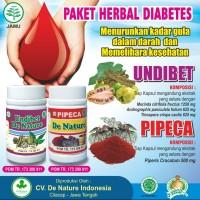 Obat Herbal Diabetes Gula Darah Kering Basah Kolesterol DENATURE