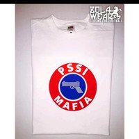 tshirt/baju/kaos pssi mafia