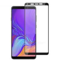 Tempered Glass 5D Samsung A9 2018 - FULL LEM Screen Guard - Anti Gores