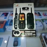 Maxtron P12 Antena dan Powerbank