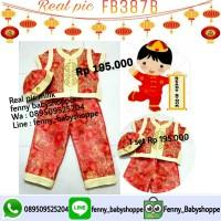 Cheongsham anak FB387B baju imlek