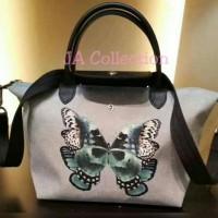 Tas Longchamp Neo Pavillon/Butterfly Authentic ( Harga Promo!!!)