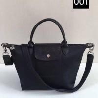 Tas Wanita Longchamp Original Le Pliage Neo Asli Size Small S