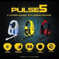 Headset Gaming Armageddon Pulse 5
