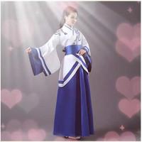 Baju Adat Tradisional Cina China Pakaian Kostum Hanfu Kucuang Tang Jin