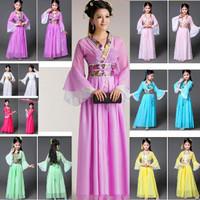 Baju Pakaian Adat Dewasa Dinasti Cina Kerajaan Tang Hanfu Kucuang Kuno