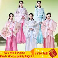 Baju Adat Tang Cina China Pakaian Kucuang Hanfu Dinasti Kerajaan Kuno
