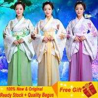 Baju Putri Putri Princess Adat Cina China Kuno Hanfu Tradisional Jubah