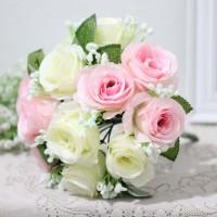 bunga plastik hias artificial handbouquet hand bouquet BABY BREATH A5