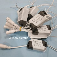 BALAST / TRAFO LAMPU LED PANEL 6W 6WATT - LED DRIVER LED PANEL 6W 6WAT
