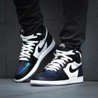 Sepatu Nike Air Jordan 1 High All Star Chameleon Premium Original
