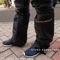 Gaiter Shoes Cover Anti Hujan Kalibre 995183 000
