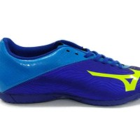 Sepatu Futsal Indoor Mizuno Basara 103 In Biru