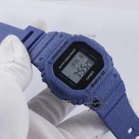 Jam Tangan Casio Baby-G BGD-560DE-2 Blue Denim Jeans BGD-560 Ori BM