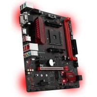 Ready Stock Msi B350M Gaming Pro .Am4. Amd Promontory B350. Ddr4.