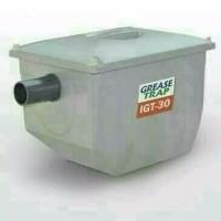 Geaser trap IGT30 penyaring lemak portable Bak kontrol