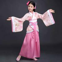 Baju Kostum Hanfu Adat Cina China Tang Dress Pakaian Putri Princess