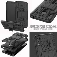 Asus Zenfone 5 ZE620KL - Heavy Duty Rugged Armor Stand Case